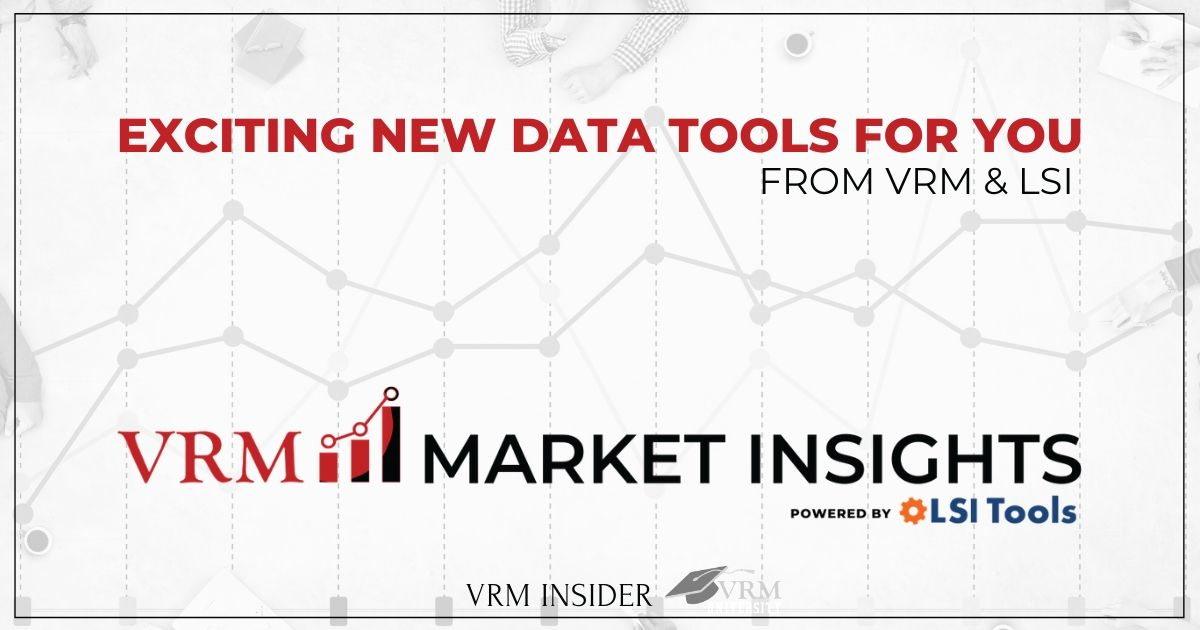 Exciting New Data Tools for You From VRM and LSI | Virtual Resort Manager