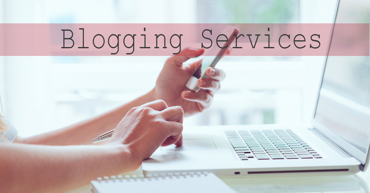 Blogging Services