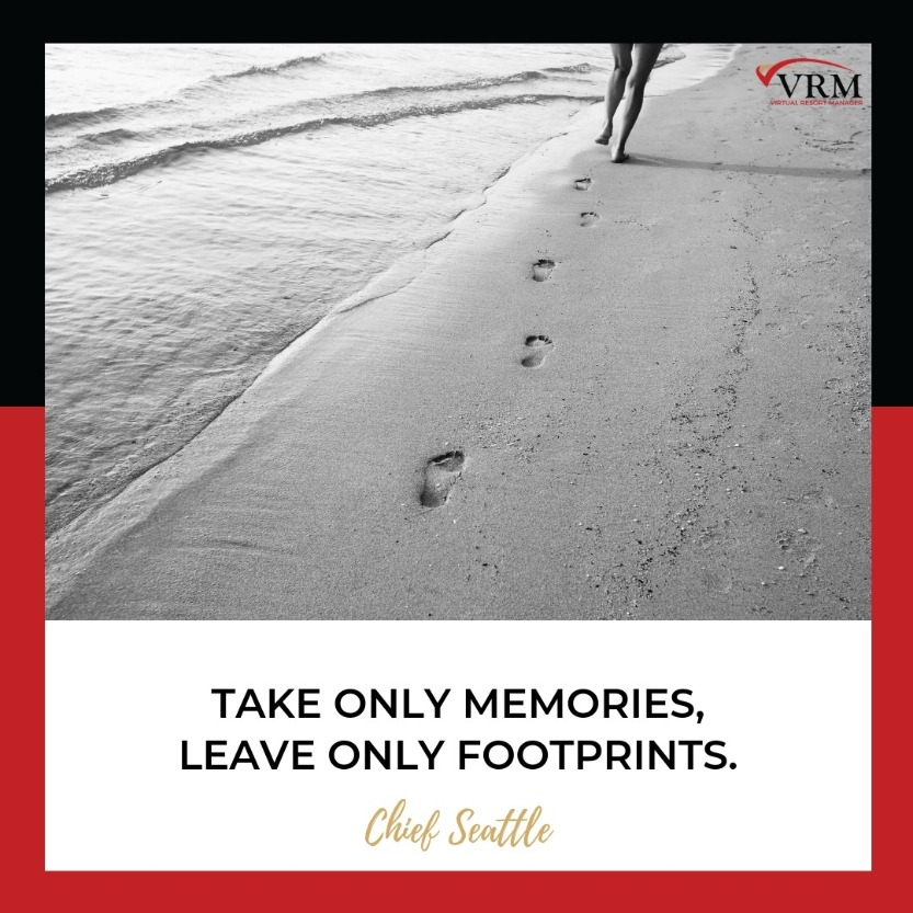 Best Travel Quotes | Take only memories, leave only footprints.  Chief Seattle