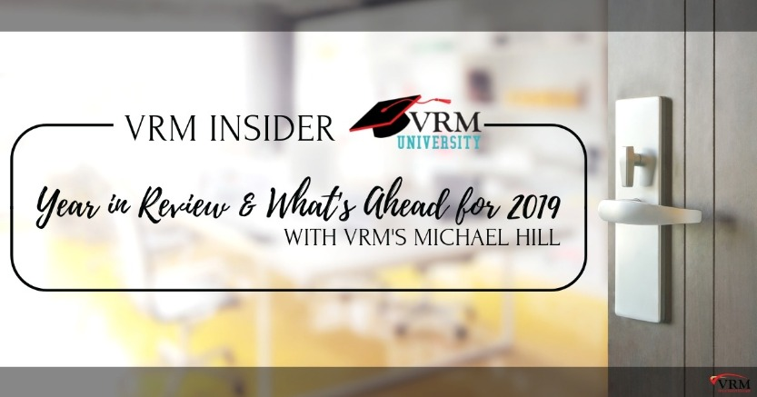 Year in Review and What's Ahead for VRM in 2019 | Virtual Resort Manager